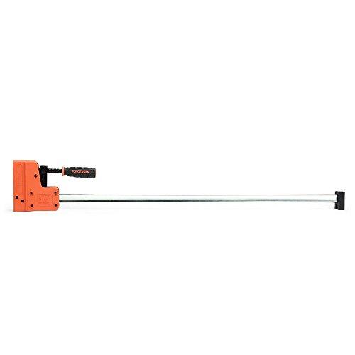 JORGENSEN 8036 Cabinet Master 36 Inch 90 Degree Parallel Steel Bar Clamp
