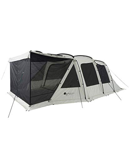 画像3: LOGOS(ロゴス)の「3ルームテント」をご紹介 大人気テントがさらにパワーアップ!