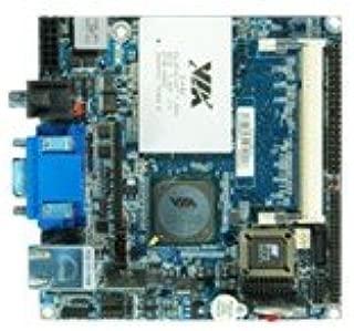 .VIA. Epia Nano-ITX Motherboard 800MHz EPIA-N8000EG 120x120mm Retail