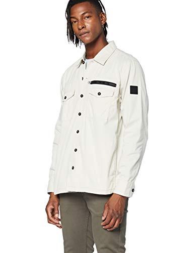BOSS Lovel_3 Camisa, Beige Claro (270), M para Hombre