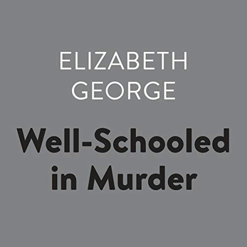 Well-Schooled in Murder audiobook cover art