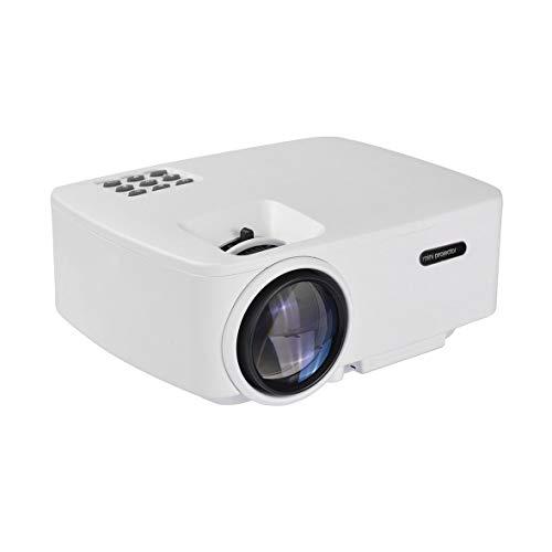 TZ60 Videoproiettore WIFI Full HD 1080P compatto di dimensioni compatte Lettore multimediale per home theater LCD a funzionamento semplice #Pennytupu