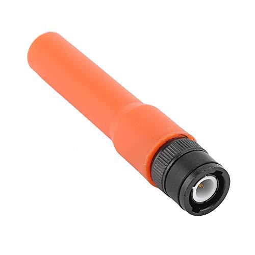 Zachte antenne, winnaar VHF / UHF-antenne Oranje siliconen antenne BNC Mannelijke dual-band antenne Voor Kenwood / ICOM / Motorola / Vertex Standard / Wilson, flexibele antenne