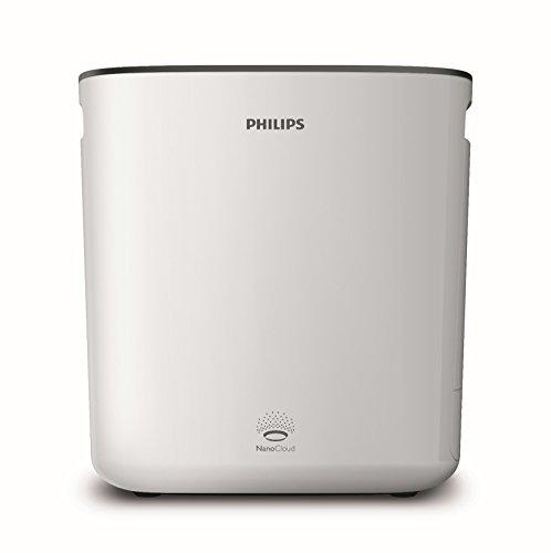 Philips Luftwäscher mit hocheffizienter Befeuchtung und zusätzlichem HEPA-Filter, HU5930/10 (Raumgröße bis zu 70m²)