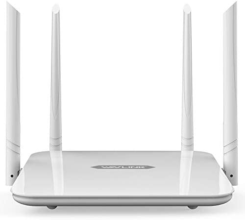 WAVLINK 1200Mbps WiFi Router High Power Wireless WiFi Home Gigabit Router Dual Band 5GHz 2 4GHz product image