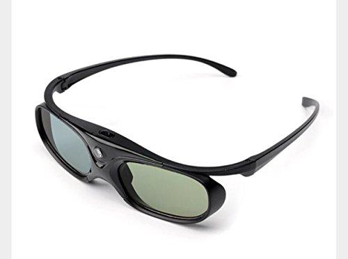 Somnus258 DLP-Link 3Dメガネ GL200 充電式 【各社3Dプロジェクター用】 90Hz-144Hz対応 アクティブシャッター