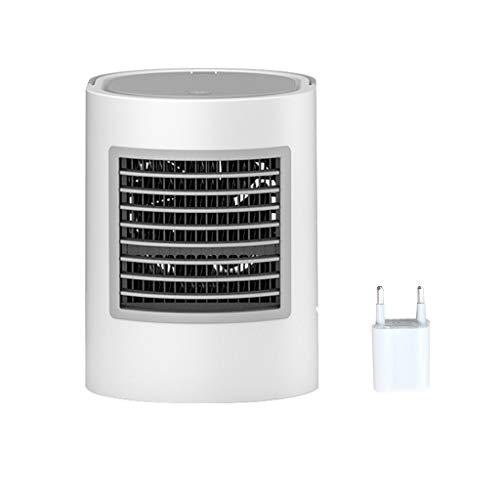 AMhomely® 2019 Neu Home Klimaanlage Mini-Lüfter, Luftkühler - Persönlicher Luftkühler, Mini-Raumkühler, Desktop-Klimaventilator mit 3 Wind