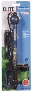 Buy Bargain Elite Submersible Preset Heater, 200-Watt