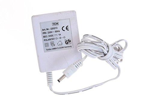 Preisvergleich Produktbild Original Netzteil Tchibo TCM 220213 Output: 3V-1A