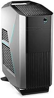 كمبيوتر ديل الين وير ارورا R7 للالعاب انتل كور i7 8700K نيفيدا 8 جيجابايت GTX 1080، قرص صلب 2 تيرابايت، اس اس دي 128 جيجاب...