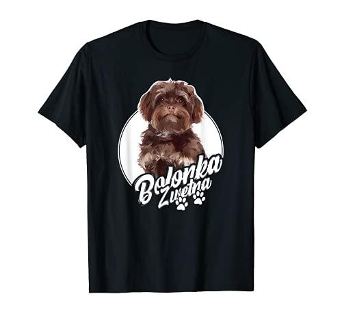 Bolonka Zwetna Welpen Hund stolze Frauchen für Hundebesitzer T-Shirt
