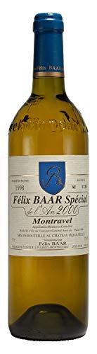 Montravel 1998 - Preisgekrönter französischer Weisswein mit Goldmedaille, Trocken, 750ml Flasche 12%