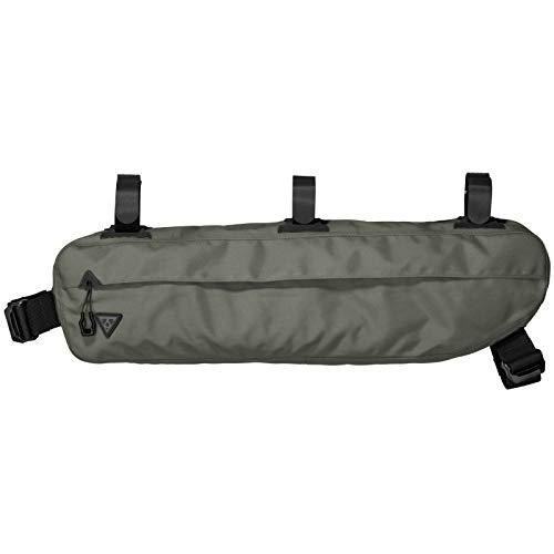 Topeak Midloader Bolsa, Unisex, Verde, 6 L