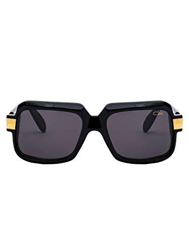 Luxury Fashion | Cazal Eyewear Dames MOD6073001 Zwart Acetaat Zonnebrillen | Seizoen Permanent