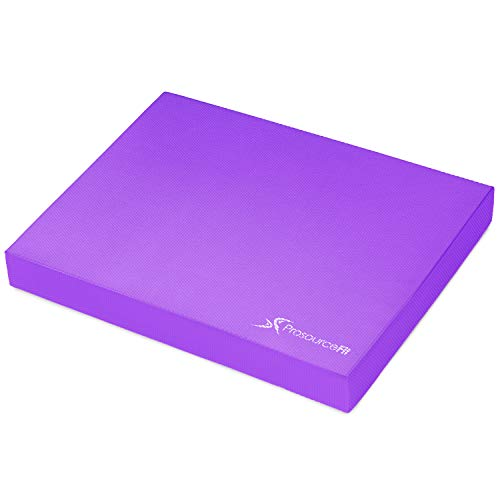 Best Price ProsourceFit Exercise Balance Pad 15 x 19 Purple