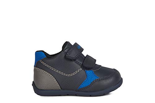 Geox Baby-Boys Toddler ELTHANBOY 11 Blue First Steps 7