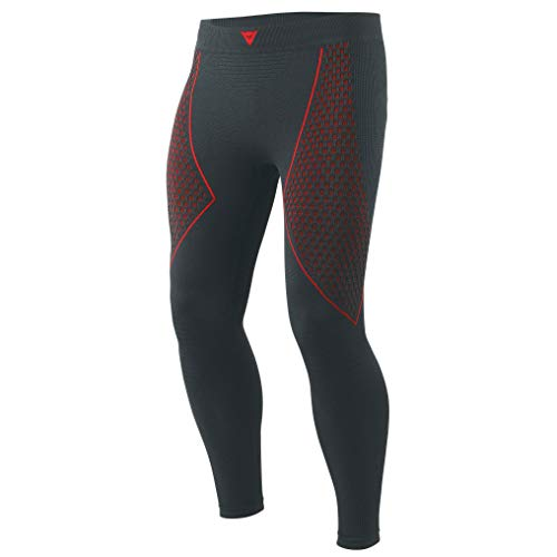 Dainese Pant Ll D-Core Thermo, schwarz/rot, Größe XL/X