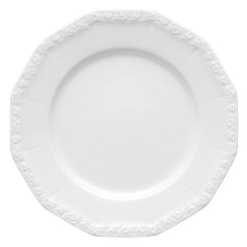 Rosenthal 10430-800001-10226 Maria Speiseteller 26 cm, weiß