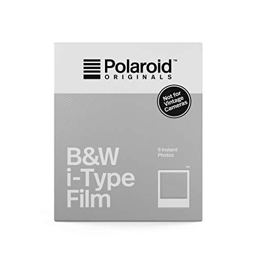 Polaroid Originals 4669 BundW Film für i-Type, Schwarz / Weiß