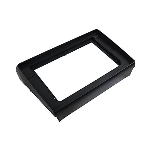fangyuan Radio Frame Adatta per Suzuki Swift 2018 10.1 pollici Stereo GPS Player DVD Installare il pannello Trim surround Pannello Dash Mount Trim Kit 2 DIN Fascia