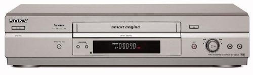 Sony SLV-SE740 6-Kopf-HiFi-Videorekorder Silber