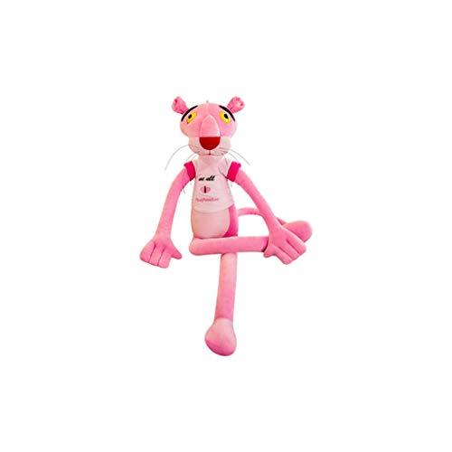 HUOQILIN Pink Panther knuffel pop verjaardagscadeau Panther Tigger (Size : 100cm)