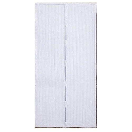 Cortina mosquitera magnética Standard Color Blanco 120X 230euronovità en-23797
