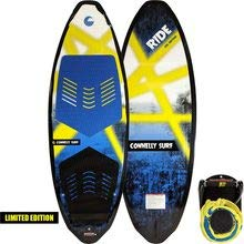 Connelly Ride w/Fin Custom Wakeboard with Rope