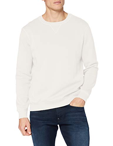 G-STAR RAW Herren Premium Core Sweatshirt, Beige (milk-C235-111), L