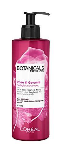 Botanicals L´Oreal Paris Geranie Glanz-Ritual Shampoo, 400 ml