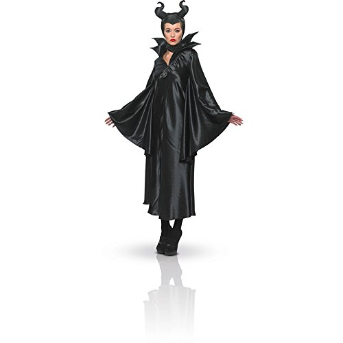 Blancanieves - Disfraz de Bruja Maléfica para mujer, Talla M adulto (R888838-M)