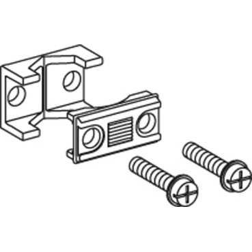 Schneider LV480861 connector blanke Cu/AI-kabel (x3), 1,5x95mm2, M8, f. Fupact ISFL160