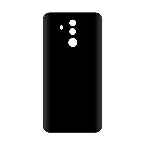 MULU Tapa de Batería reemplazo para Huawei Mate 10 Pro(Negro),Parte Trasera Battery Cover con Kit Reparación.