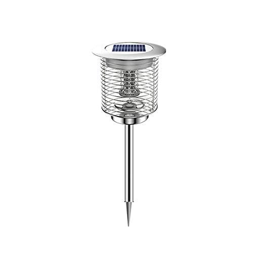 UV Moskito Lampe Im Freien LED Licht Insektenvernichter USB Landschafts Lampe Wasserdicht Insekten Fliegen Falle Schnurlose Elektronische Laterne Für Drinnen Hinterhof Terrasse Schlafzimmer
