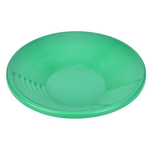 Kunststoff Goldpfanne Standard Hochwertiges grünes Becken für Anfänger im Freien zum Ausbaggern