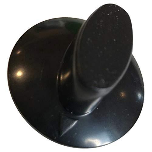 Manette noire (296670-25867) Plaque de cuisson Z00EL002500N AIRLUX