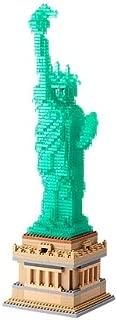 TICO Mini Bricks Landmark Series, Statue of Liberty - T1508 - Building Block Set