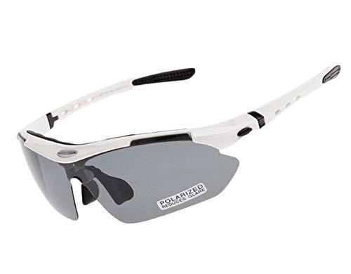 Gafas deportivas polarizadas para hombres y mujeres, gafas de protección UV, gafas de ciclismo gafas de ciclismo gafas de ciclismo para correr pesca