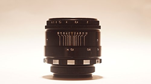 Helios 44-2 58mm Russian Lens for M42 Mount cameras