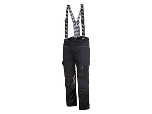Rukka Roughroad Gore-Tex Motorradhose Schwarz/Weiß 56 Standard