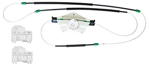 Bossmobil Passat (3B2 3B3 3B5 3B6), Delantero izquierdo, kit de reparación de elevalunas eléctricos