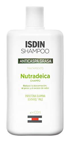 Isdin Nutradeica Champú Anticaspagrasa, Reduce la...