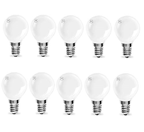 AcornSolution 20 x Glühbirne Tropfen E14 40W MATT Glühlampe Glühbirnen Glühlampen Imat [Energieklasse E]