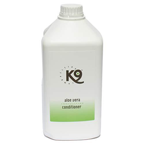 K9 Apres-Shampooing pour Chien Aloe Vera 2,7 L