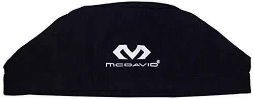 McDavid Skull Cap Bonnet avec motif de crâne Noir Noir Taille unique
