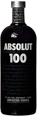 Absolut 100 Edel Wodka