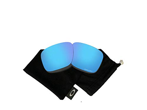 Original Holbrook XL OO9417 PRIZM Sapphire Iridium Replacement Lenses For Men For Women+BUNDLE with Microfiber Cloth Bag