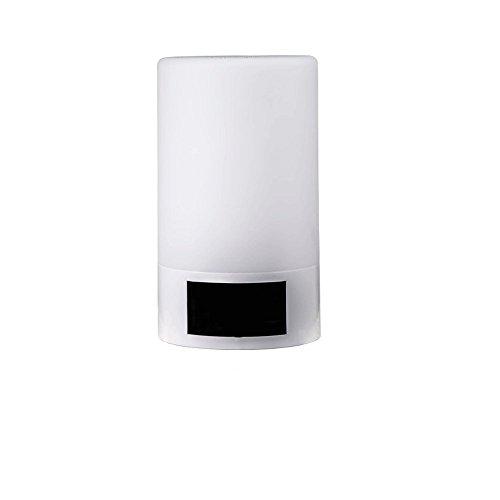 Veilleuse ZQ Smart sans Fil Bluetooth 4.0 Haut-Parleur Colorful Table Lampe Mini Son Subwoofer Toucher