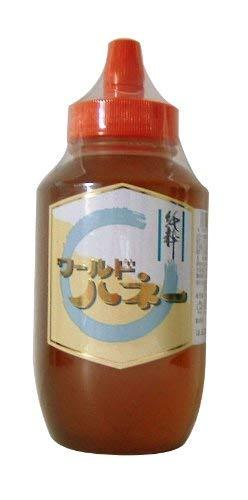 梅屋ハネー ワールド純粋はちみつ 1000g【入り数3】