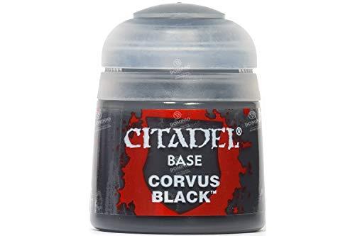 Citadel Base - Corvus Black